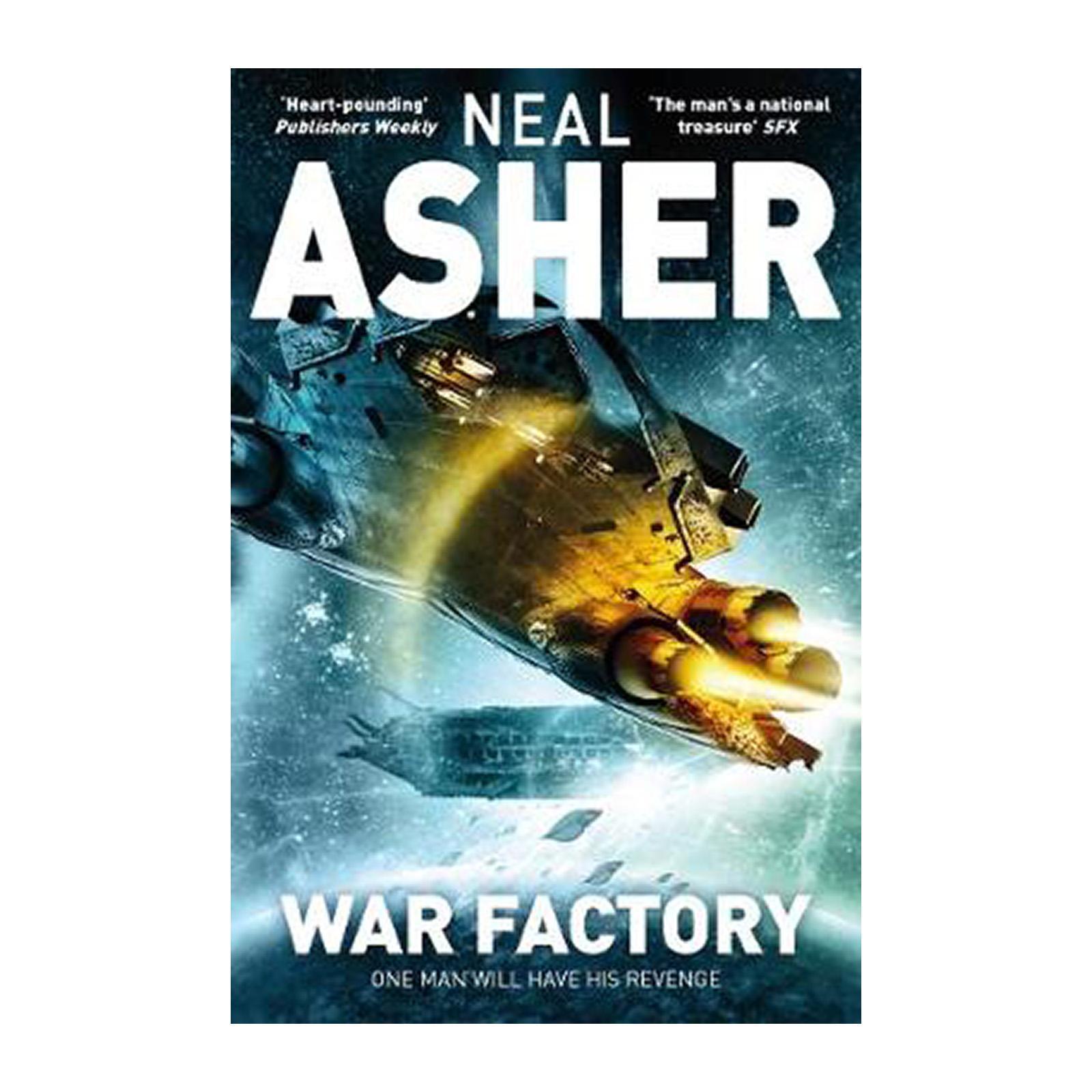 War Factory (Paperback)
