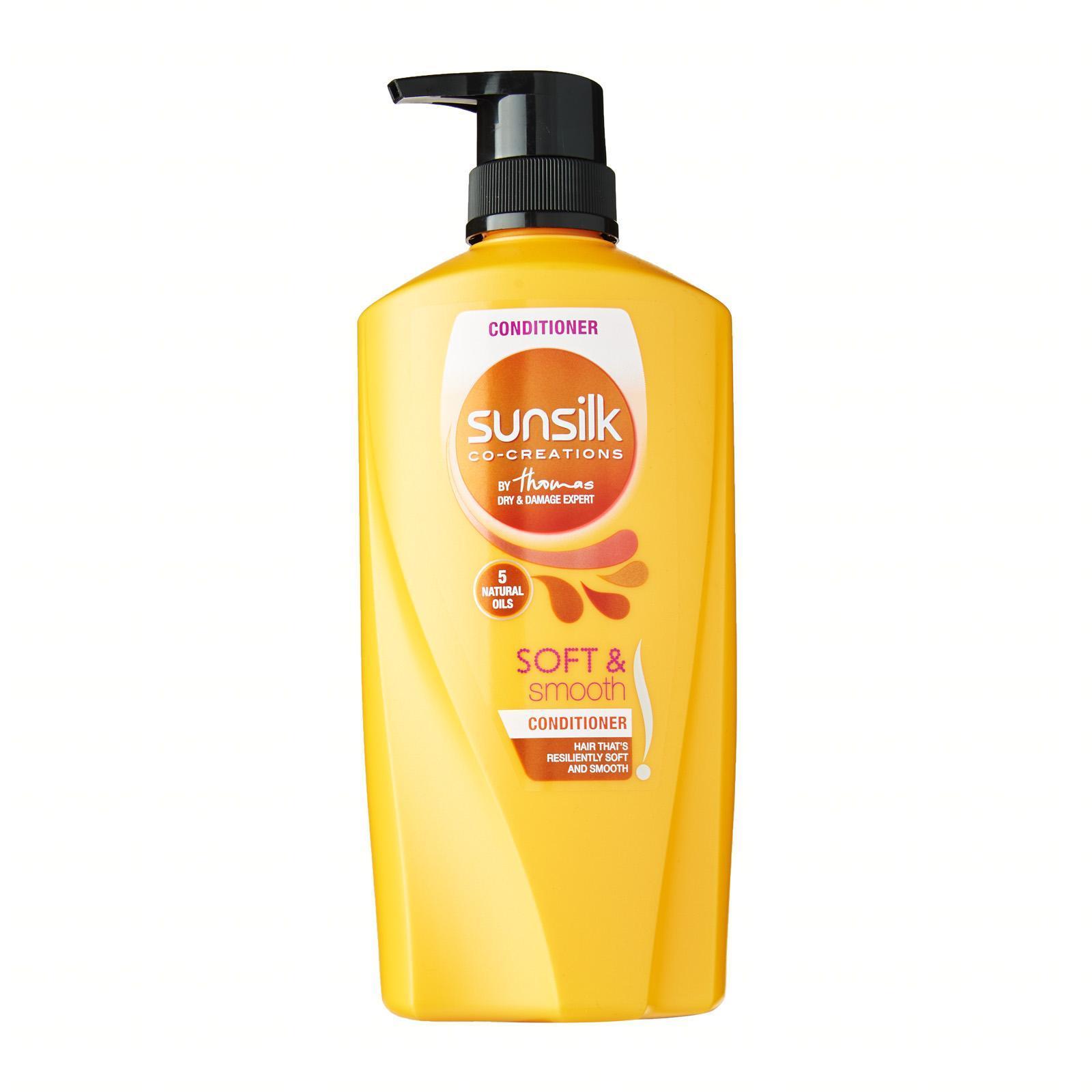 Sunsilk Nourishing Soft And Smooth Conditioner