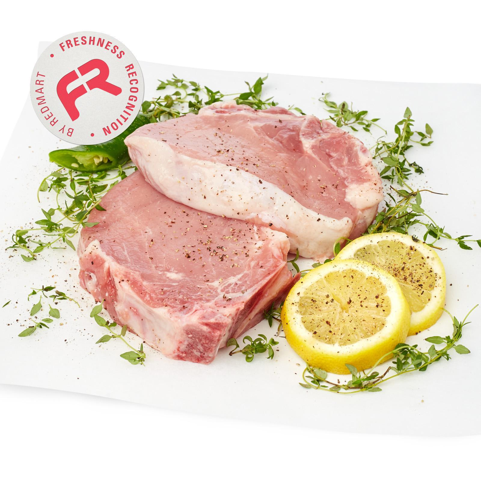 Meat Affair Pork Loin Bone In Chop - Australia By Redmart.