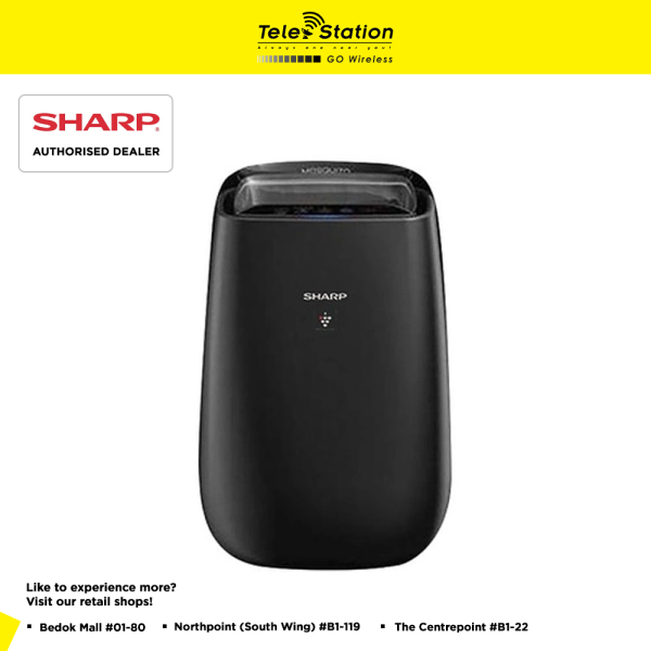 Sharp Air Purifier with Mosquito Catcher FP-JM40E-B Singapore