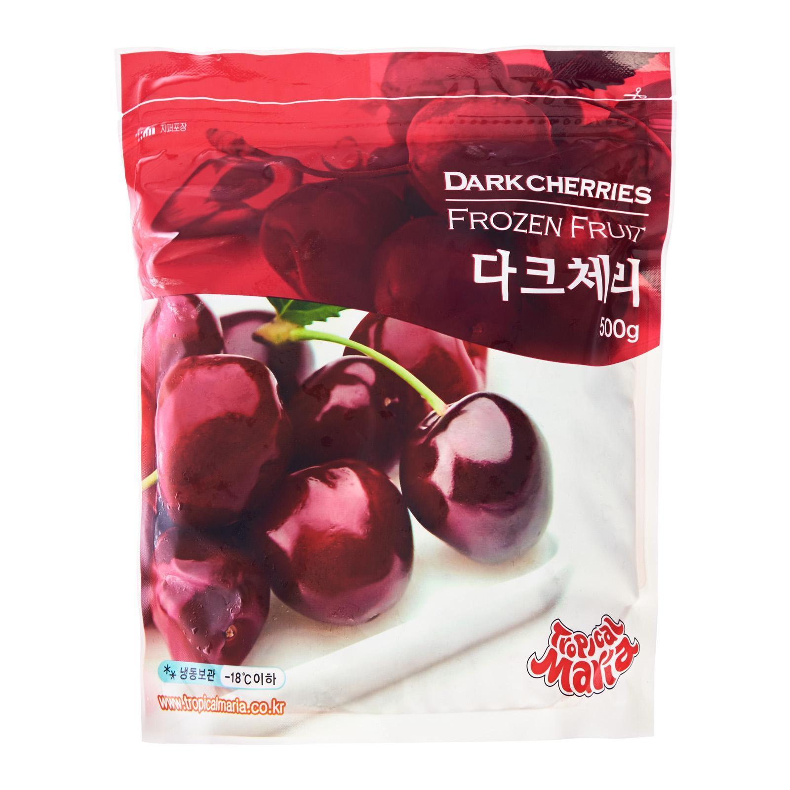 Tropical Maria Dark Cherry Fruits - Frozen
