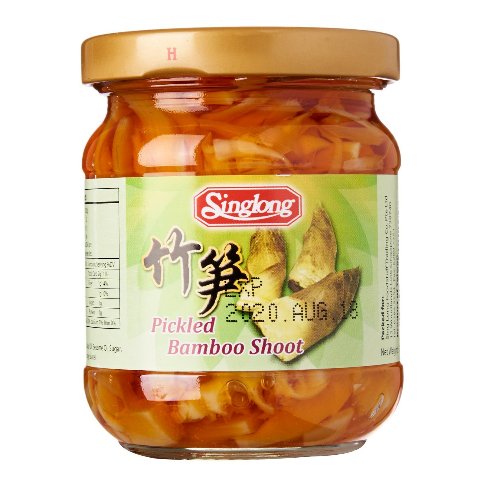 Sing Long Bamboo Shoots By Redmart.