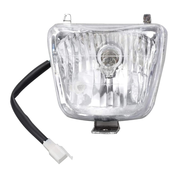 ATV Headlight Head Light Lamp Assembly 50Cc 70Cc 90Cc 110Cc 125Cc 150Cc Taotao 4 Wheeler Accessories