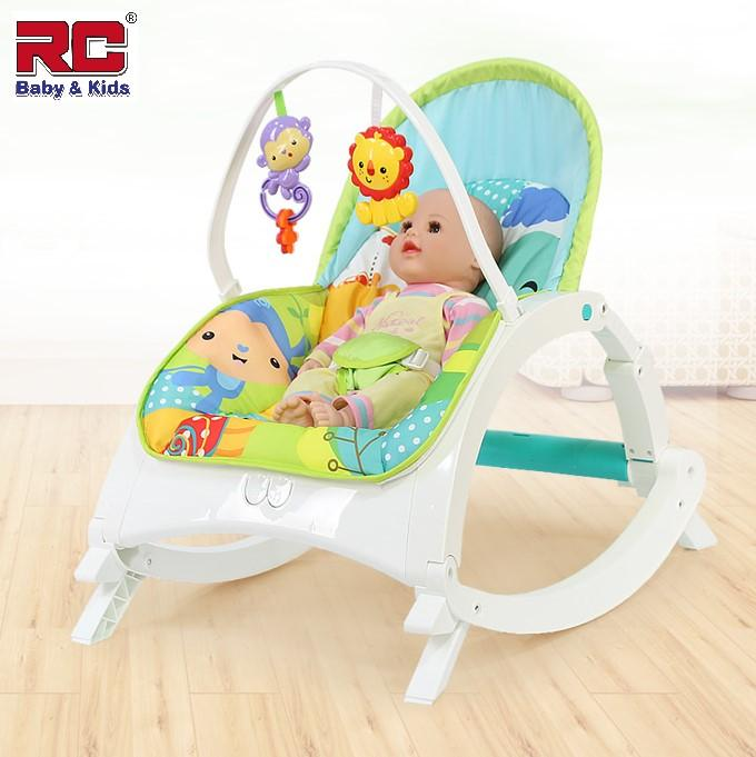 Buy Baby Bouncers Rocking Foldable Chair Lazada