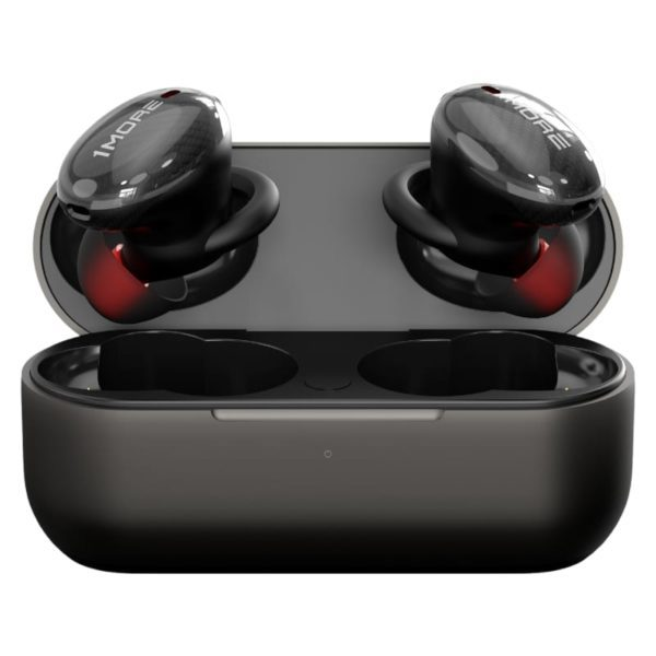 1MORE EHD9001TA ANC Bluetooth True Wireless In-Ear Earbuds, Noise Cancelling 22 Hour Playtime Fast Charge with Built-in Infrared Sensor Singapore