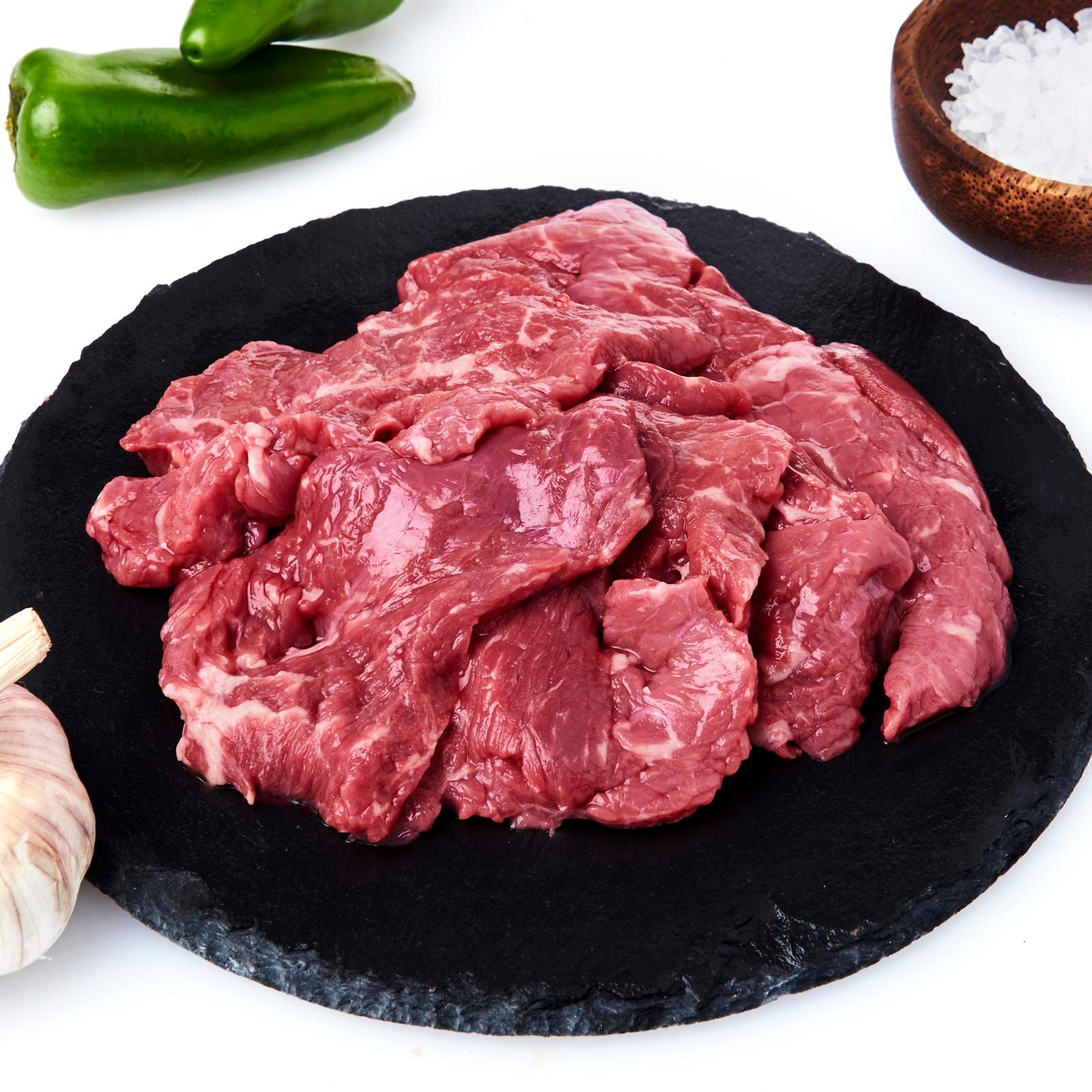 Meat Co. Premium Australian 100 Day Grain Fed Beef Stir Fry