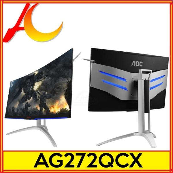 AOC AG272QCX 27 Inch Surface Love Attack 2K Resolution FreeSync 144Hz Rotary Lifting Bracket Multi-A (AG272QCX)