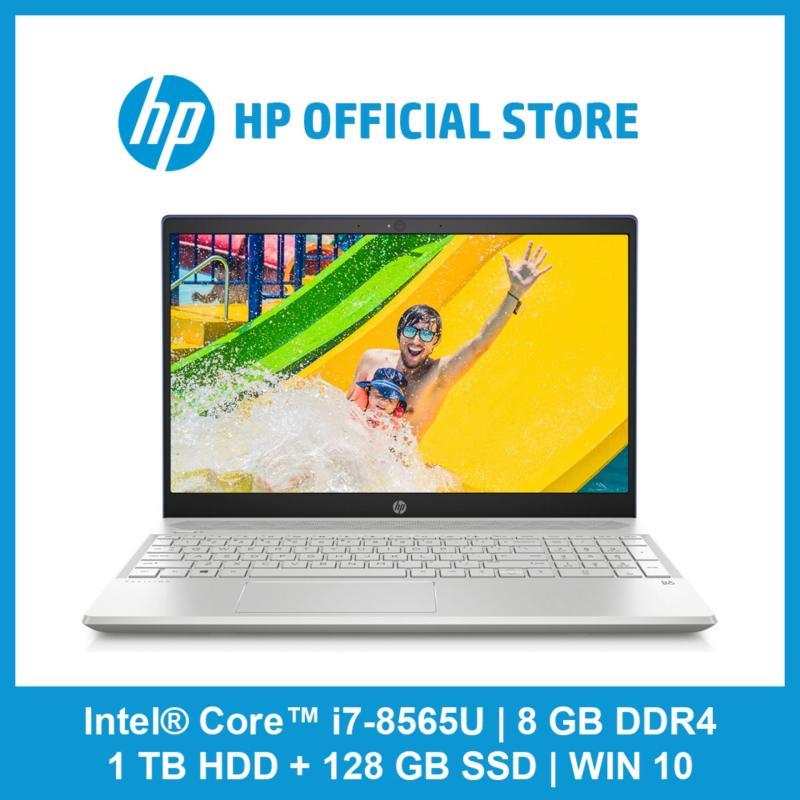 HP Pavilion Laptop 15-cs1040TX/Intel® Core™ i7-8565U/8 GB RAM/1 TB 5400 rpm SATA/128 GB SSD