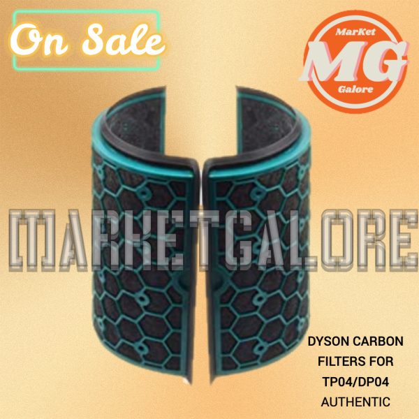 DYSON CARBON FILTERS FOR TP04/DP04 AUTHENTIC! Singapore
