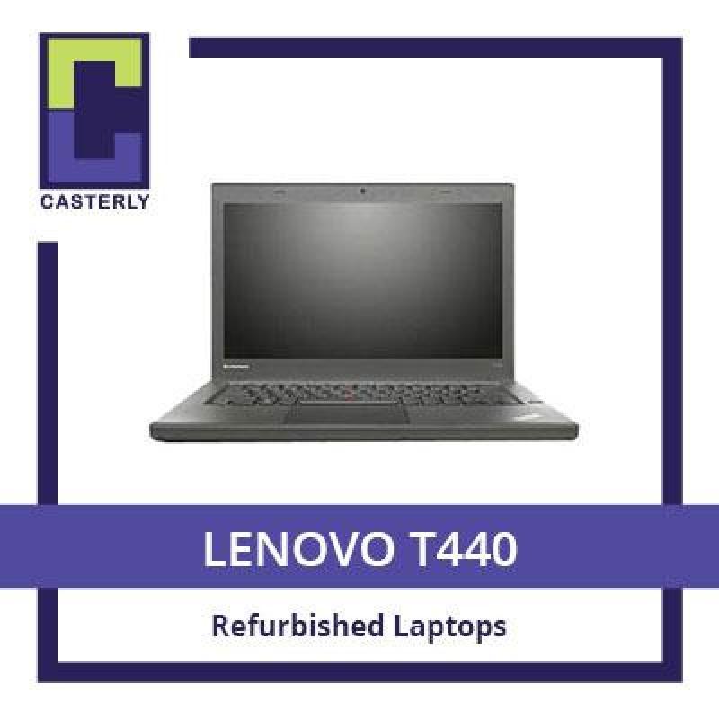 [Refurbished] LENOVO Thinkpad T440 / Intel Core i5-4th Gen / 8GB RAM / 256GB SSD / WIN 10 / 3 Months Warranty