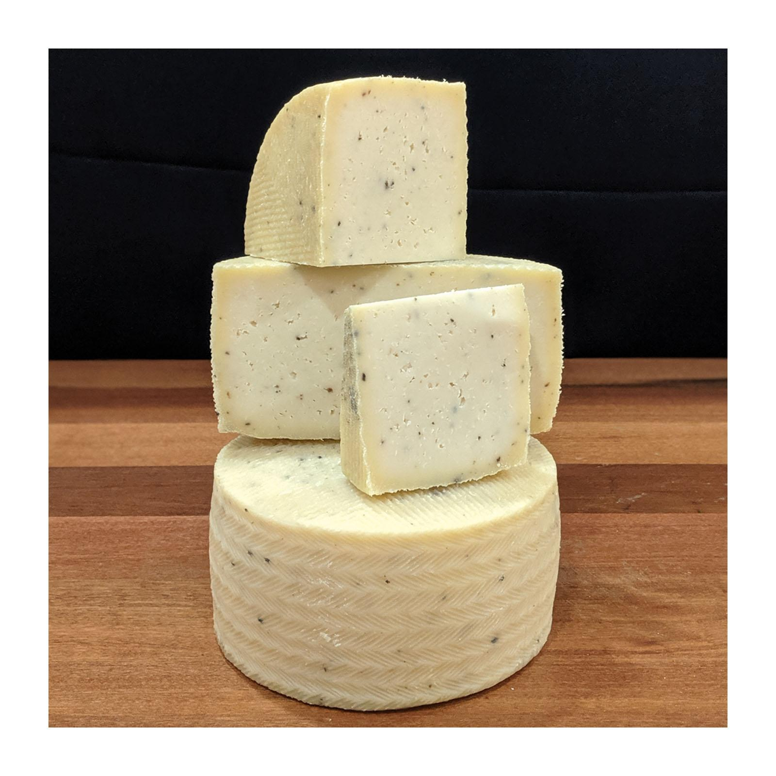 The Cheese Shop Manchego With Truffles