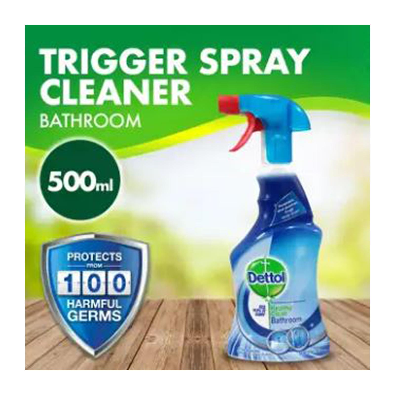 Magiclean Lavender Fresh Bathroom and Toilet Cleaner