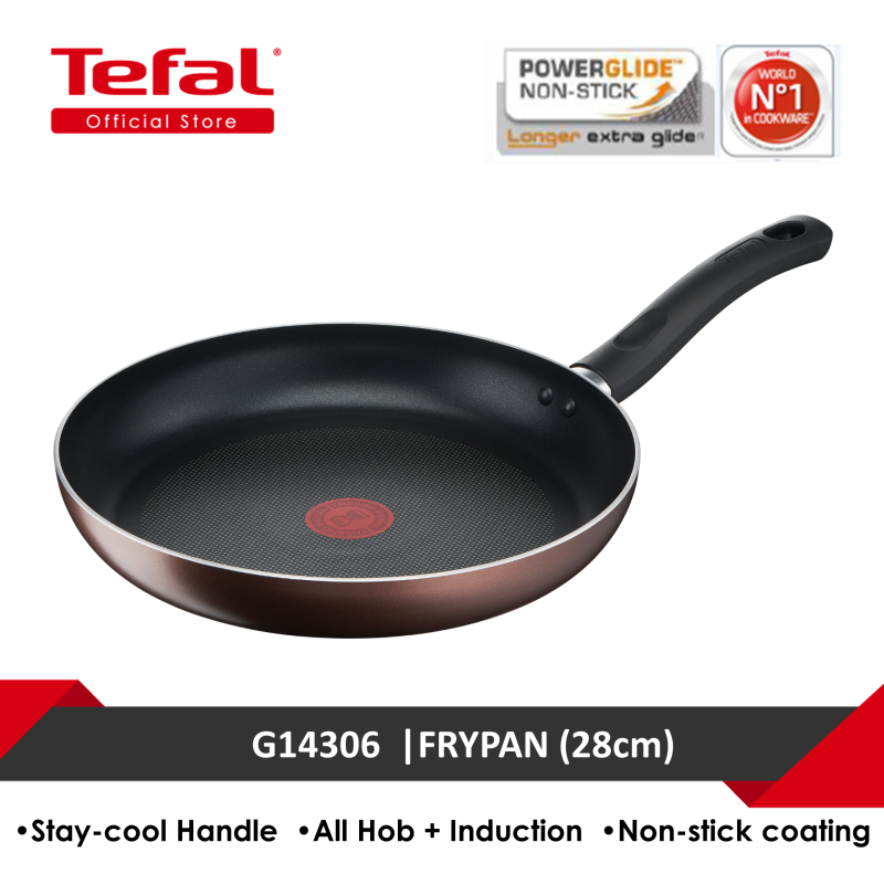 Tefal DAY BY DAY Frypan 28cm G14306 Singapore