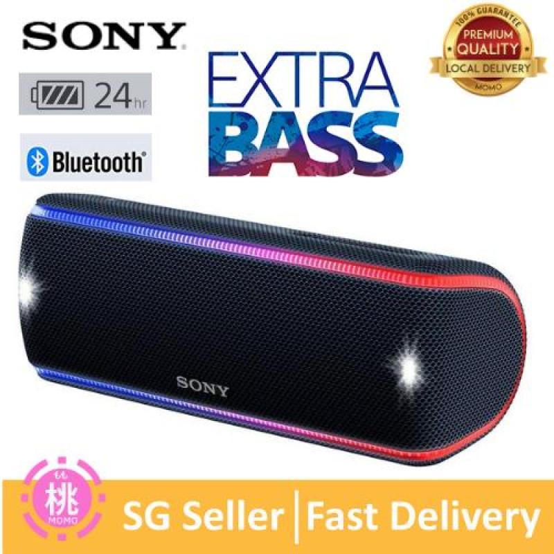Sony BlueTooth Speaker XN31 SRS-XB31 Portable Wireless Waterproof Speaker with Extra Bass Singapore