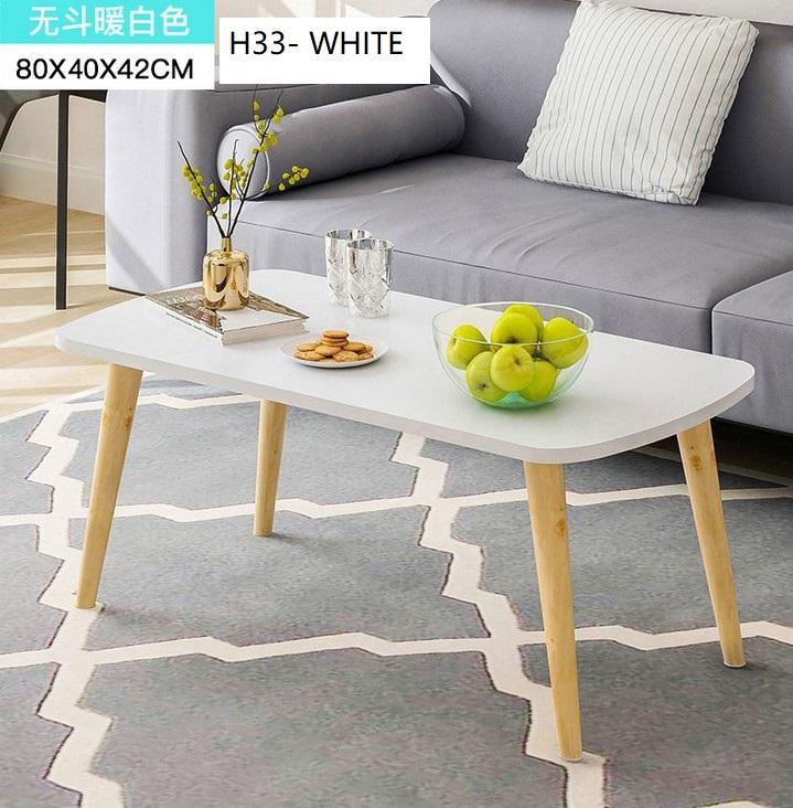 80cm x 40cm Coffee Table Living Room Sofa Table