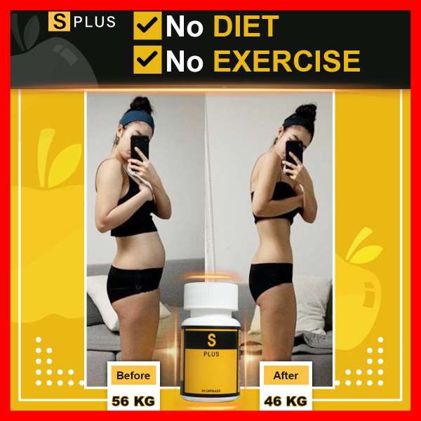 Buy S PLUS, Weight loss, Slimming pill Singapore