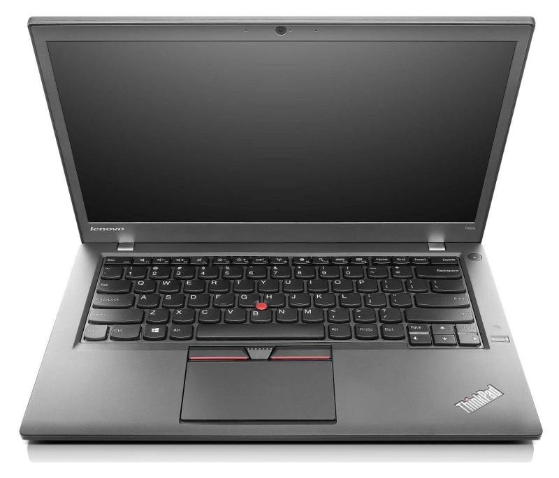(Refurbished) Lenovo ThinkPad T450 - 14 - (5th Gen) Core i5 - 8GB - 256GB SSD - Windows 10 Pro 64 Bit- Dual Battery ( Internal & External ) -  *FREE Pre-Installed Anti Virus (Trend Micro Internet Security 2019) (1 device) 12mth