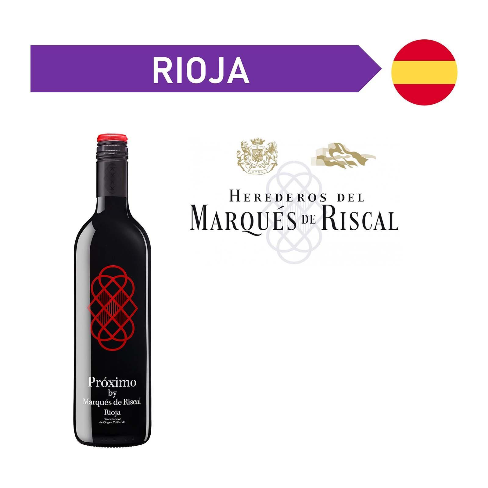 Marques De Riscal Proximo Rioja Tempranillo