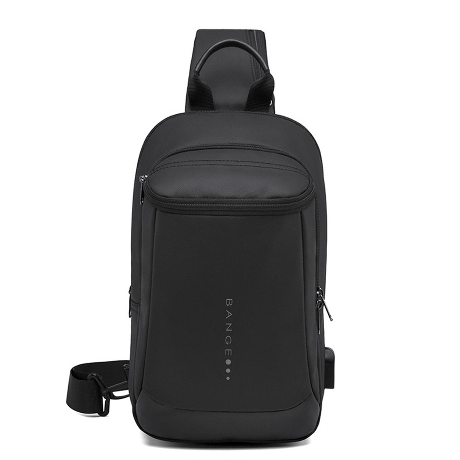 (Lazada Exclusive) ALPHA 2 Portable Cross Body Travel Series Bange by Canyon