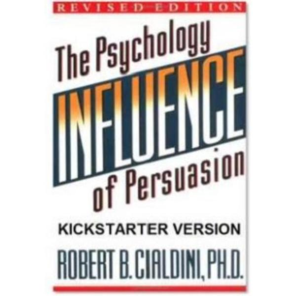 Influence: Science and Practice Book by Robert Cialdini ebook