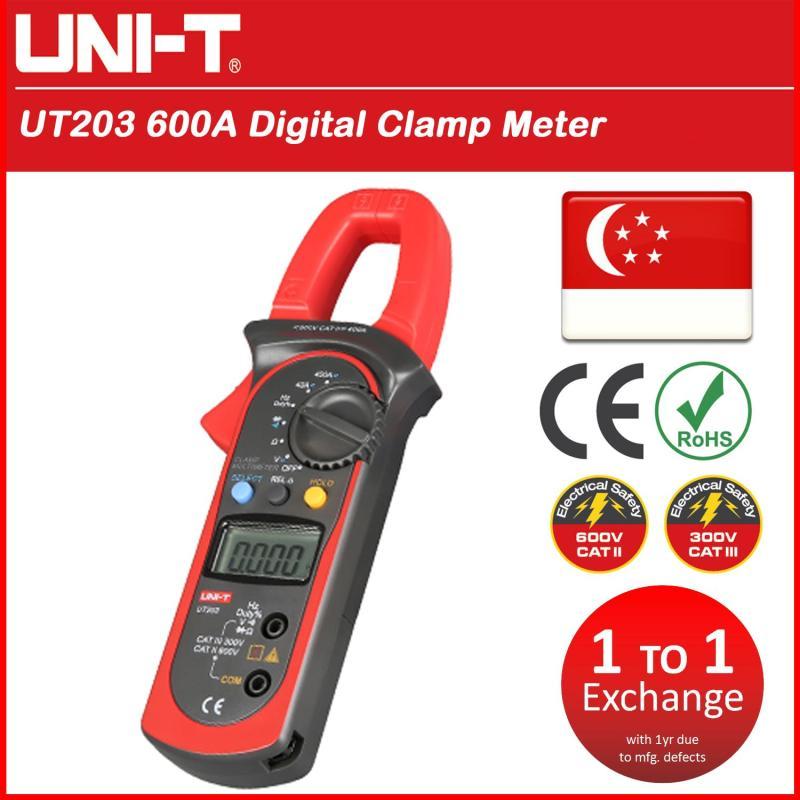 UT203 Digital Clamp Meter