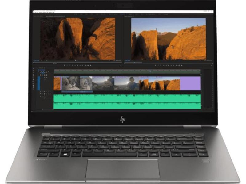 HP ZBook Studio G5 Mobile Workstation i7-8850H 16GB RAM Laptop (Grey)