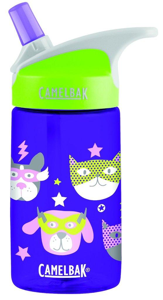 Camelbak Eddy Kids Water Bottle 0.4L - Heroes (NEW 2019)