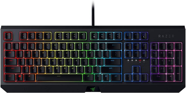 Razer Blackwidow Mechanical Gaming Keyboard (Green) 2019 Singapore