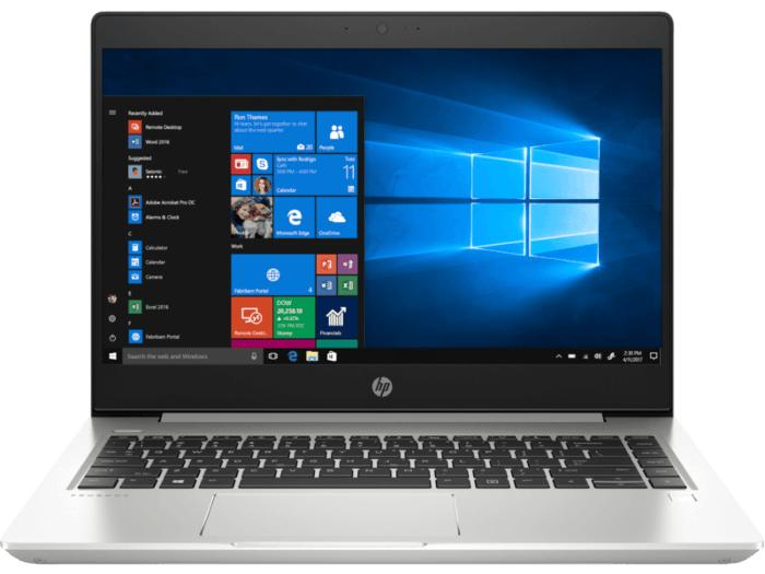 HP ProBook 440 G6 Notebook PC (6BT79PC) - Intel® Core™ i5-8265U /  Windows 10 Pro 64 / 8 GB DDR4 / 256 GB SSD / NVIDIA® GeForce® MX130