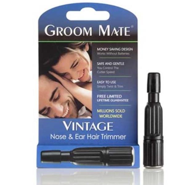Buy Groom Mate Vintage Nose & Ear Hair Trimmer Singapore