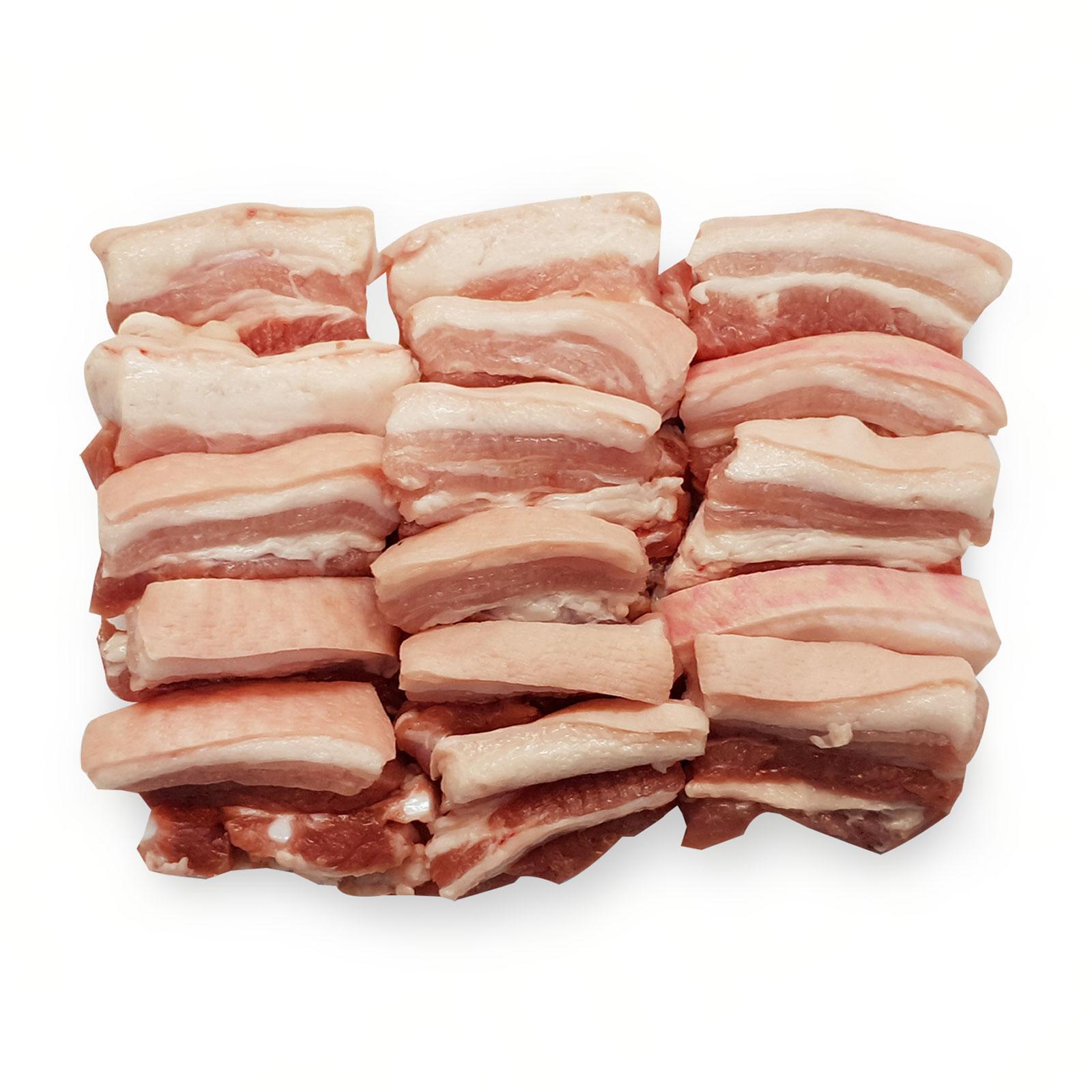 AW'S Market Pork Belly (Sliced)