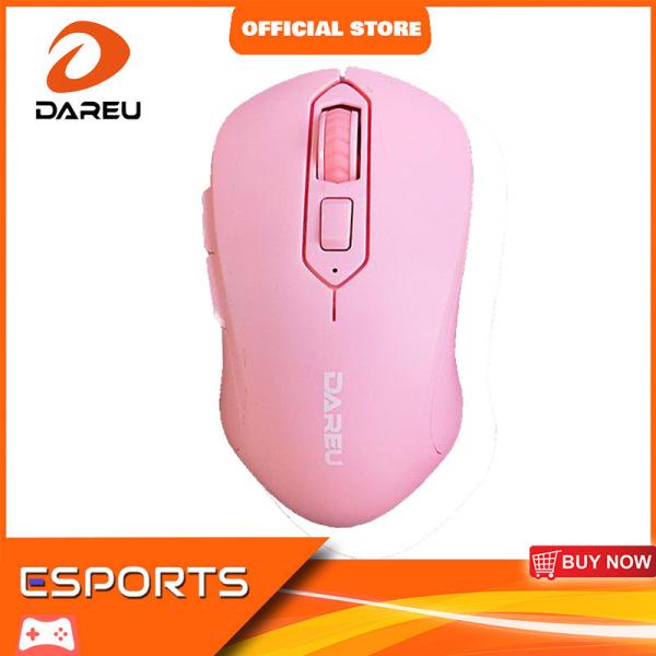 Dareu LM115G Wireless Mouse Singapore Local Reseller, 1 Year 1to1 Exchange Warranty