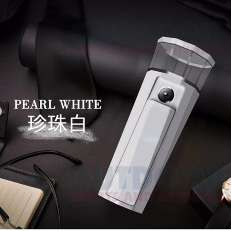 Buy [2019 Design] Facial Nano Mist Spray / Portable and Rechargeable with Elegant Design Singapore