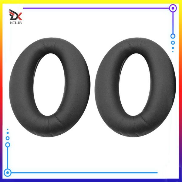 1 Pair Replacement Foam Ear Pads for Sony WH1000XM2 MDR-1000X Headphones Singapore