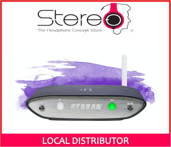 iFi Audio Zen Stream Wi-Fi Audio Transport Singapore