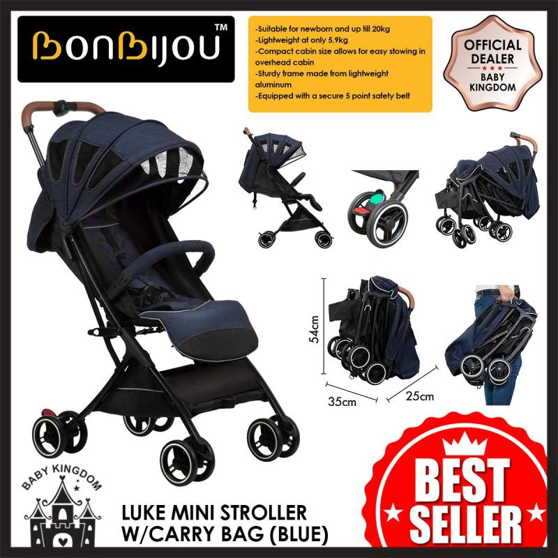 Bonbijou Luke Mini Stroller w/Carry Bag Singapore