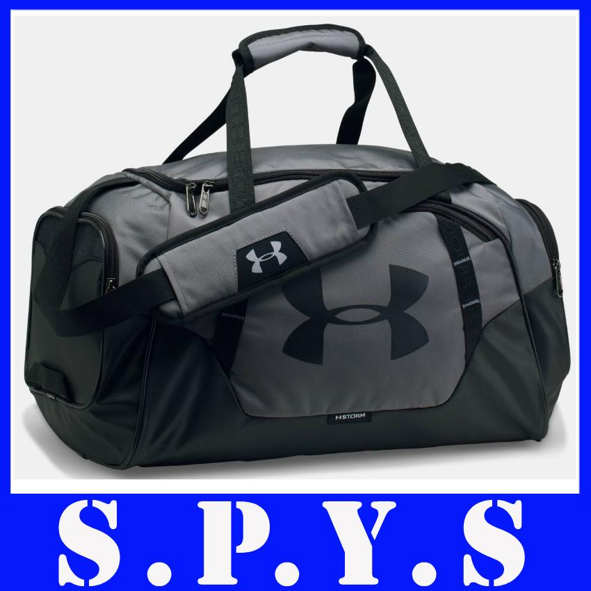 Under Armour Undeniable 3.0 Small Duffel Bag   Gym Bag. Storm Series. Water  Resistant 46e7ee8a290da