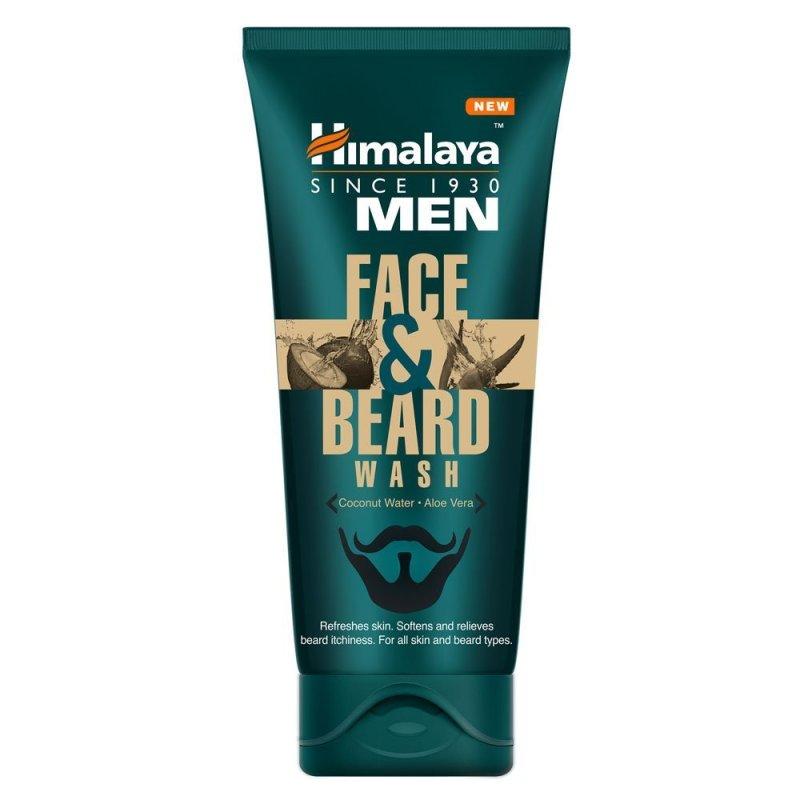 Buy Himalaya Men Face & Beard Wash, 80ml For All Skin & Beard Types Singapore