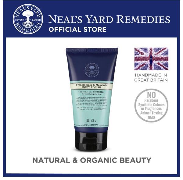 Buy Neals Yard Remedies Frankincense and Mandarin Body Polish Singapore