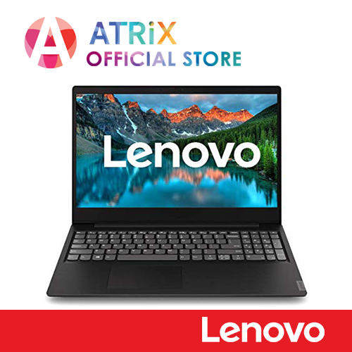 LENOVO ideapad S145-15IIL (81W80055SB) i7-1065G7 | 15.6  FHD | 12GB RAM | 512GB SSD | Iris Plus G7 | 1 Yr Lenovo Onsite | Ready Stock Ship Today