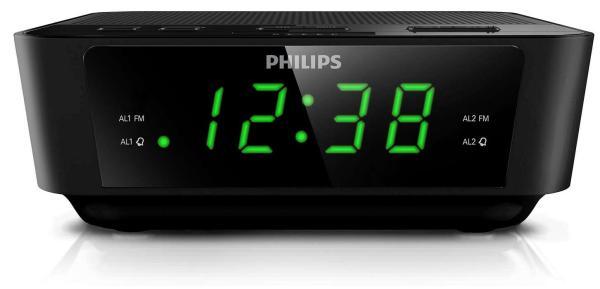 Philips AJ3116/12 Digital Tuning Clock Radio