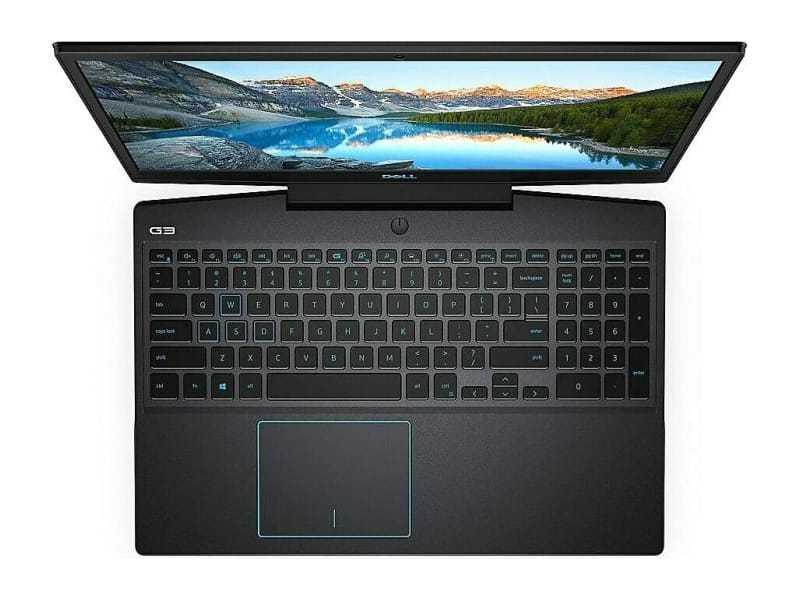 Dell Gaming Laptop G3 3590 15.6 Gaming Laptop Intel Core i7 9750H - 16GB Memory - NVIDIA GeForce GTX 1660Ti - 512GB SSD. Windows 10