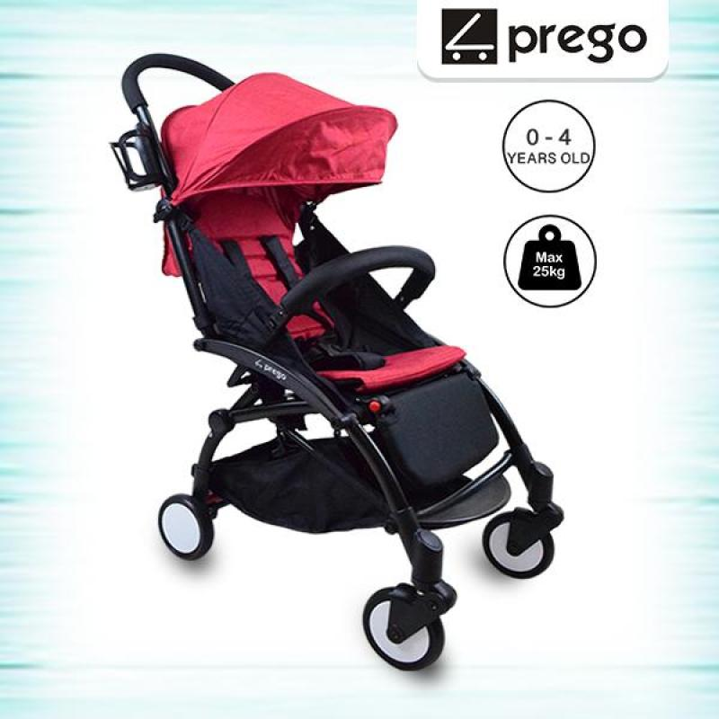 prego AM Series Cabin Size Newborn Stroller Singapore