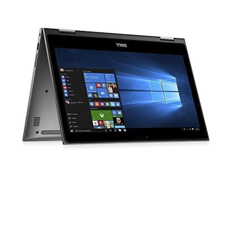 2018 Dell Inspiron 13 7000 2-in-1 13.3 FHD Touchscreen Laptop Computer, AMD Quad-Core Ryzen 5 2500U up to 3.6GHz(Beat i7-7500U), 8GB DDR4, 256GB SSD, AC WiFi + BT 4.1, USB Type-C, HDMI, Windows 10
