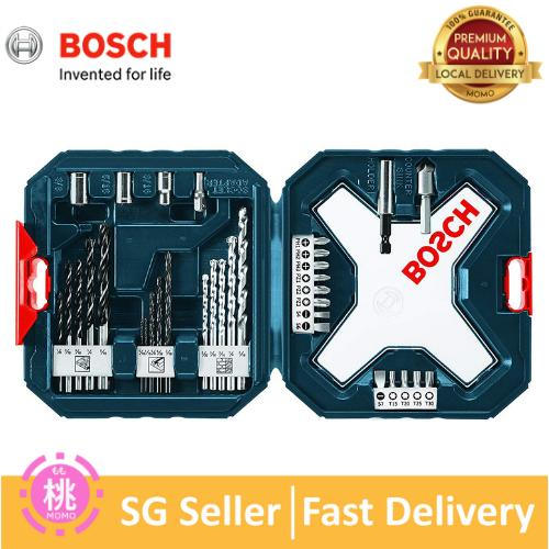 Bosch 34 Piece Drill and Drive Bit Set