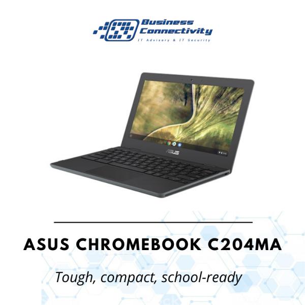 ASUS Chromebook C204MA-BU0136 Intel® Celeron® Dual-Core N4000 / 4GB / 64GB eMMC