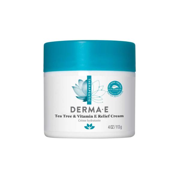 Buy Derma E Tea Tree & Vitamin E Relief Cream 113g Singapore