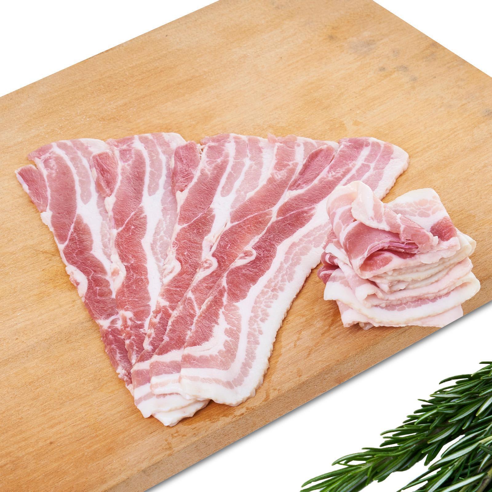 Tulip Streaky Bacon Presliced - Frozen - The Cellar Door
