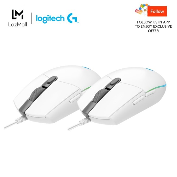 G203 Lightsync Gaming Mouse ** 2 for $69