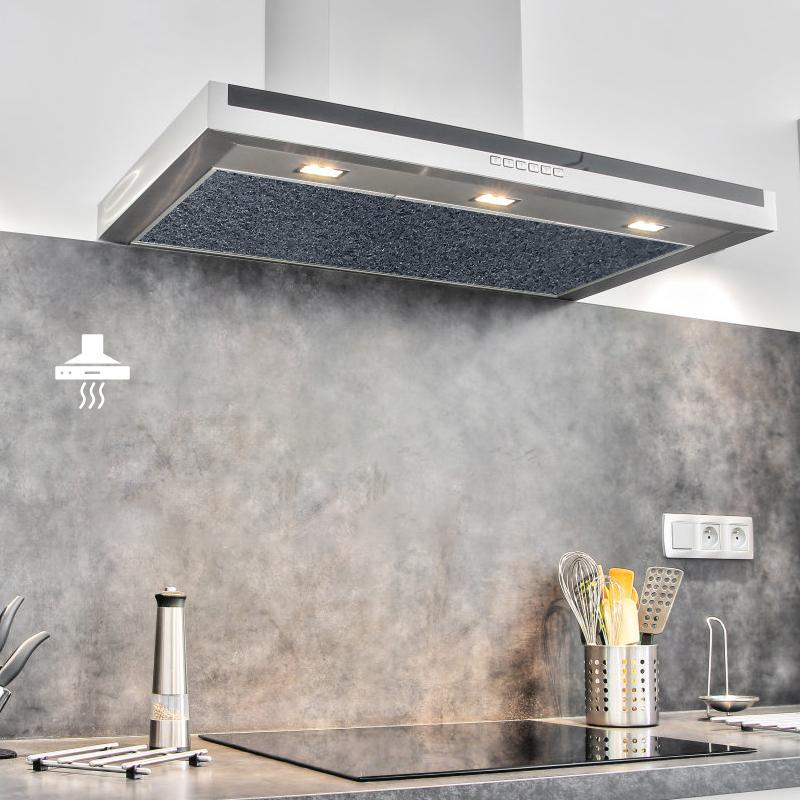 【free Shipping】carbon Cooker Hood Filter, Cut To Size, Charcoal Vent Filters For All Hoods By Freebang.